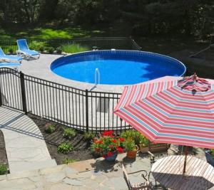 Above Ground Pools Newtown, CT