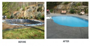 Inground Pools in Brookfield, CT - Nejame & Sons