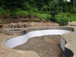 Inground Pools in Newtown, CT - Nejame & Sons